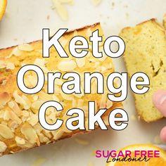Low Carb Deserts, Low Carb Sweets, Healthy Desserts, Low Carb Cakes, Low Carb Keto, Low Carb Recipes, Stevia, Comida Keto, Keto Cake
