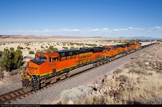 RailPictures.Net Photo: BNSF 7209 BNSF Railway GE ES44DC at Pegs, New Mexico by Steven M. Welch