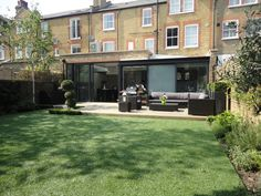 One of our recently finished gardens - enjoy the summer.