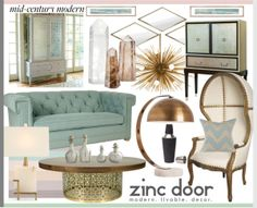 Polyvore Home Design – Castle Home
