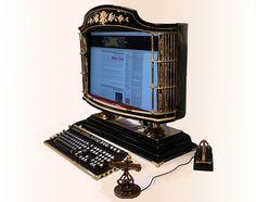 I love this <3    -   40 Most Stunning Steampunk Gadgets   Splashnology