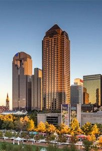 JPMorgan Asset Management has purchased a city block adjacent to Trammell Crow Center in downtown Dallas for a large-scale development that could include parking and mixed-use development.