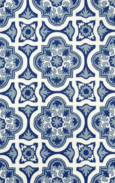 Homespun Uzb68 Blue Rug Rugsusa Pinterest