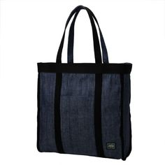 PORTER STAND ORIGINAL | orgabits DENIM TOTE BAG | YOSHIDA & CO., LTD.