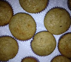 Your Inspiration At Home Lemon Myrtle White Chocolate Mini Muffins. #YIAH www.YourInspirationAtHome.com.au