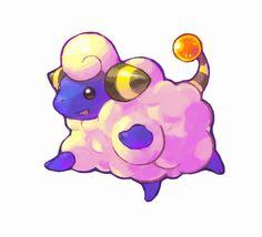Mareep - The sheep Pokemon