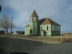 Ghost Town Locations Oregon | Shaniko Oregon, Lonesome Oregon Ghost Town - News Article Locations on ...
