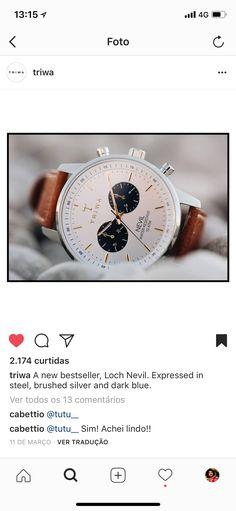 4a7e0f67669 14 melhores imagens de Relógios