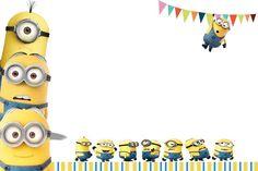 Minion Birthday Invitation Despicable Me Birthdays Minion