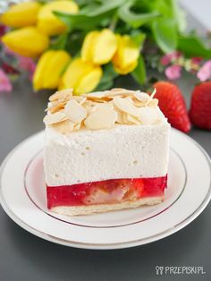 Vanilla Cake, Cheesecake, Deserts, Cooking Recipes, Food, Cheesecakes, Chef Recipes, Essen, Postres