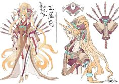 Ninetales design *___*!
