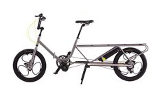 Paolo from Italy presents his new Grazilla Cargo Bus bike, designed with extra comfort in mind, he found loopwheels!