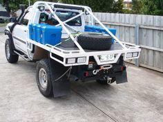 Show us your tray! Toyota 4x4, Toyota Trucks, 4x4 Trucks, Cool Trucks, Truck Flatbeds, Truck Mods, Flat Deck Ideas, Custom Ute Trays, Ute Canopy