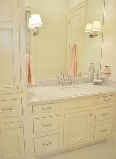 Marble White Bathroom