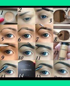 Eyebrows | Alexa M.'s Photo | Beautylish
