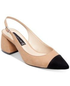 8744bcded2c Agent Slingback Pumps  109.99 STEVEN by Steve Madden s Agent pumps are an  essential