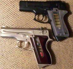 ASP pistol (Wikipedia - http://en.wikipedia.org/wiki/ASP_pistol
