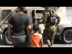 ▶ Israeli Military Torturing Palestinian Children ~viewer discretion~ - YouTube The Israeli military is facing a backlash at home and abroad for its treatment of children in the West Bank, occupied territory.  Coming up, a joint investigation by Four Corners and an Australian newspaper reveals evidence that shows the army is targeting Palestinian boys for arrest and detention.
