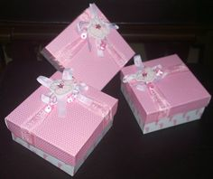 Baby Girl Announcements Chocolate Gifting Baby Girl Announcement
