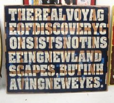 The Real Voyage of Discovery - Peter Tunney