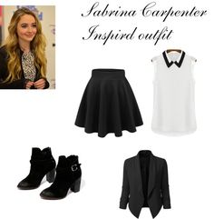 Sabrina Carpenter Inspired outfits by sydypop on Polyvore featuring Chinese Laundry