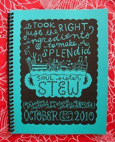 Artsyville Stew Book