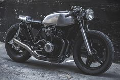 1981 Honda CB750 By Thirteen And Company 4