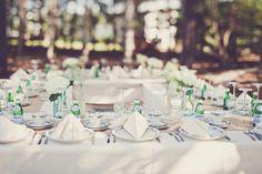 Real Weddings: Melissa and Adam's $5,000 Backyard Wedding