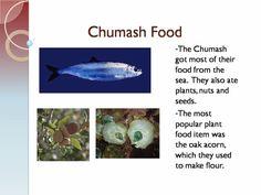 Chumash Food