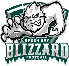 2003, Green Bay Blizzard (Green Bay, Wisconsin) Arena: Resch Center #GreenBayBlizzard #GreenBayWisconsin #IFL (L5495)