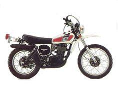 Yamaha XT 500... Dreams from my youth .