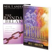 Victory Over Darkness/The Bondage Breaker by Neil T. Anderson equipping you for the battle!