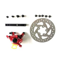 Disc Brake System Bracket Support For Xiaomi PRO E-Scooter Replacement Set Scooter Wheels, E Scooter, Scooter Parts, Brake Rotors, Brake Calipers, Scooter Storage, Dashboard Covers, Brake Parts, Brake System