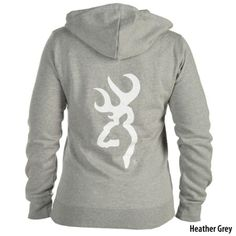 Browning Womens Full-Zip Logo Hoodie - Gander Mountain not as good as realtree but it stil works! Country Girl Style, Country Fashion, Country Outfits, Country Girls, Country Life, Country Wear, Girl Fashion, Womens Fashion, What To Wear