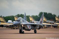 Polish Mig-29 - Special Tail by Stevie Beats, via 500px