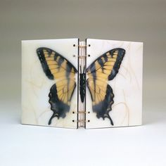 Encaustic beeswax covers - Journals by ERIN KEANE