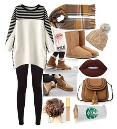 """""""The New Classics With UGG: Contest Entry"""" by xnicolamurrayx ❤ liked on Polyvore featuring UGG, UGG Australia, Lime Crime, adidas, Lipsy, Miss Selfridge, AERIN and ugg"""