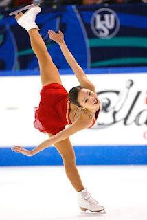 Michelle Kwan - childhood idol and one of the most beautiful Figure Skaters of all time