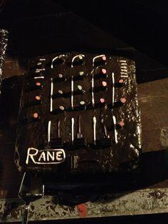 Rane mixer Cake
