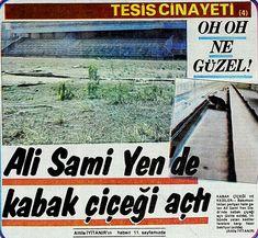 Ali Sami Yen'de kabak çiçeği açtı
