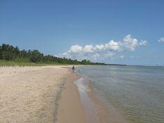 Sturgeon Bay Vacation Rental - VRBO 505916 - 2 BR Door County House in WI, Lake Michigan Beach House