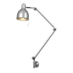 PJ70+Vegglampe,+Sølv,+Örsjö+Belysning
