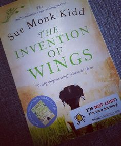 I've just started this. I really liked #thesecretlifeofbees so I have high hopes for this one. #suemonkkidd #readingtime #bookaddict