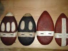 Resultado de imagen para mascaras selknam