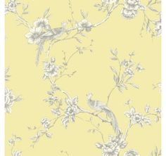 Grey and lemon - a beautiful combo, especially in these soft shades.