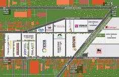 harta Metalurgiei Park Residence Venus, Villa, Exotic, Park, Fork, Villas, Venus Symbol