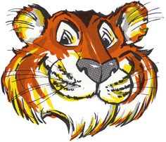 click for more information about esso tiger sign esso