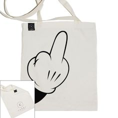 Tote bag Mouse / Candy For Richmen