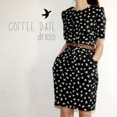 Coffee Date dress
