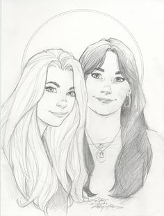 Sketch by Terry Moore.